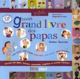 Mon grand livre des papas (Thomas Jeunesse)