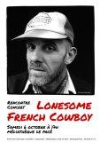 Lonesome French Cowboy à Pacé