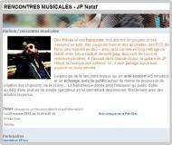 JP Nataf à Lyon