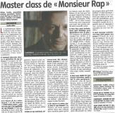 Olivier Cachin à Vichy